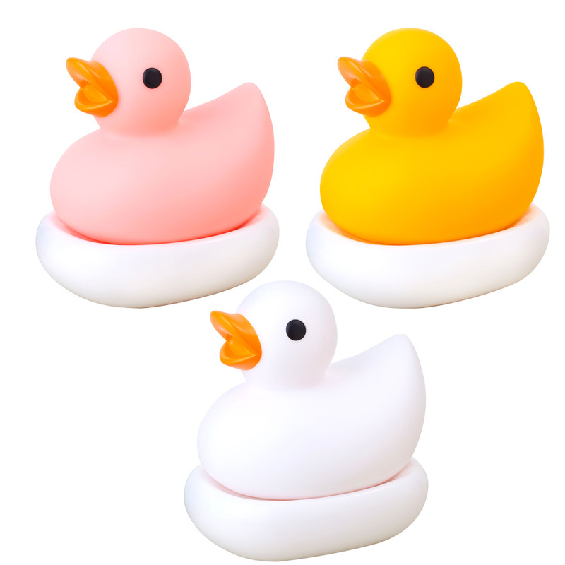 Relaxing Bath Light Duck