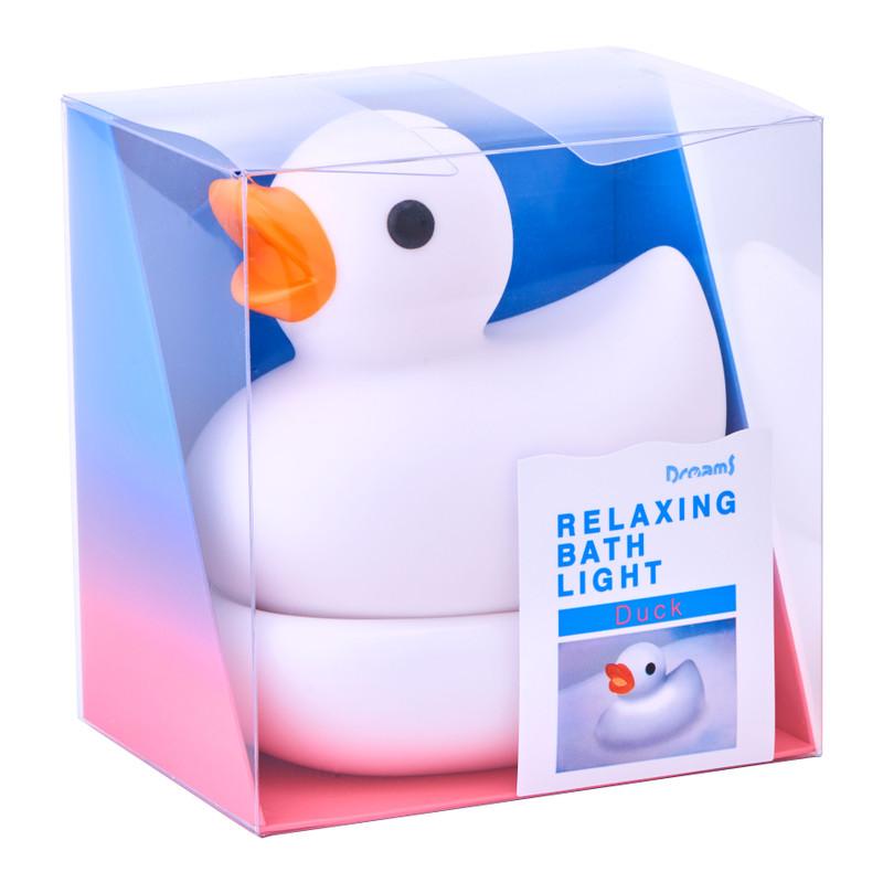 Relaxing Bath Light Duck