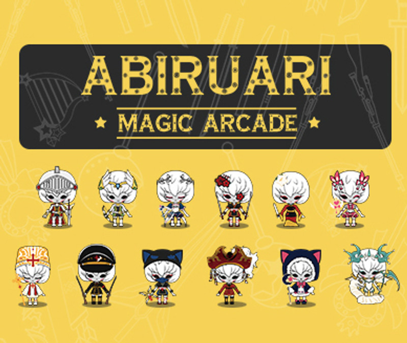 Abiru Magic Arcade Mini Series by Ari Blind Box