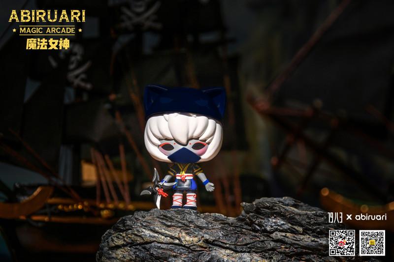 Abiru Magic Arcade Mini Series by Ari Blind Box PRE-ORDER SHIPS LATE MAY 2020