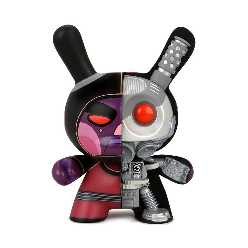 """5"""" Void Mecha Half Ray Dunny By Dirty Robot"""