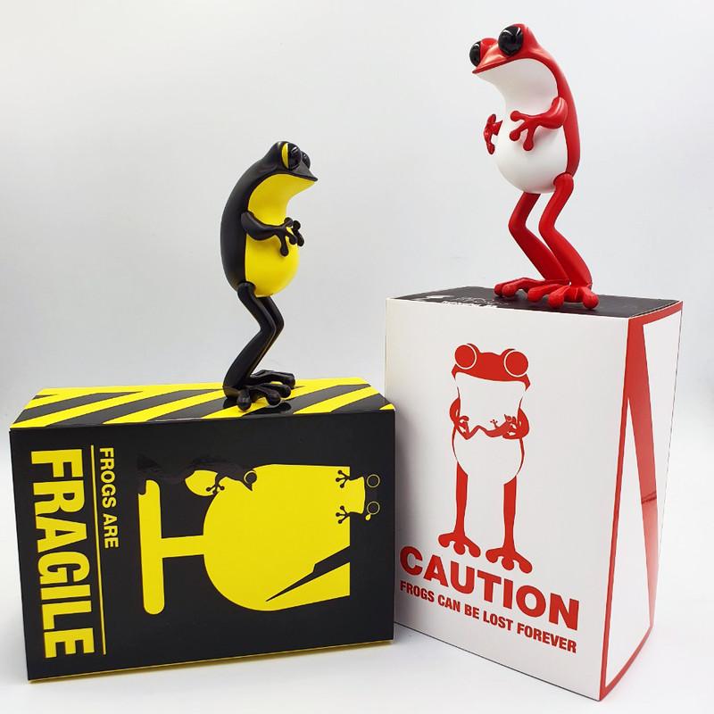 APO Frogs Caution & Fragile by Twelvedot
