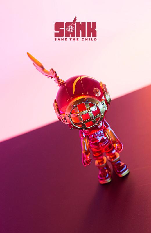 Little Sank Spectrum Red Light by Sank Toys PRE-ORDER SHIPS APR 2020