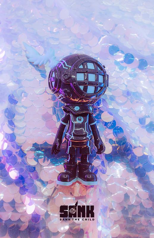 Little Sank Cyberpunk by Sank Toys PRE-ORDER SHIPS APR 2020