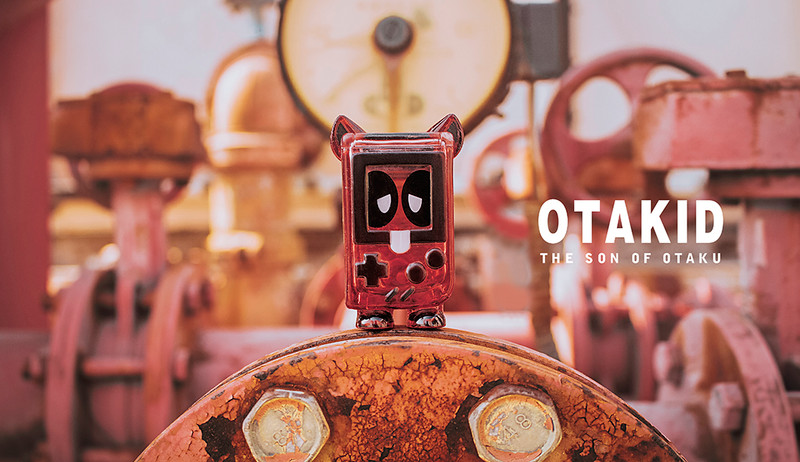 OTAKID X-Ray by Sank Toys