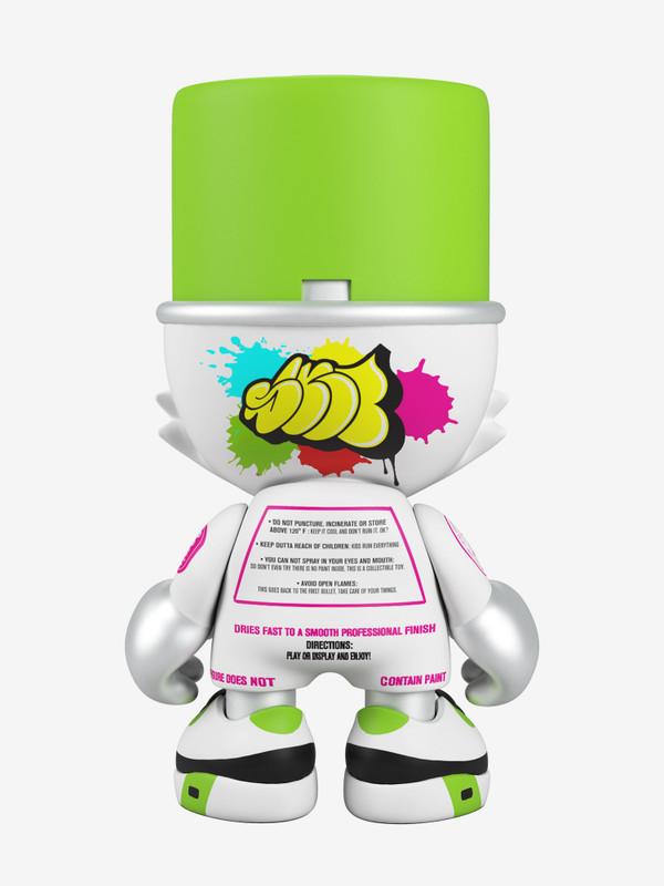 Jungle Green SuperKranky by Sket One