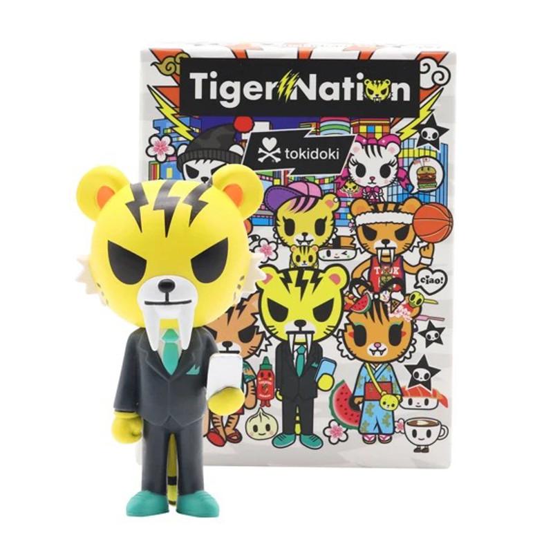 Tiger Nation Blind Box