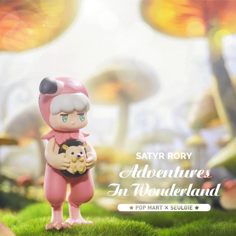 Satyr Rory Adventures in Wonderland Mini Series by Seulgie Blind Box