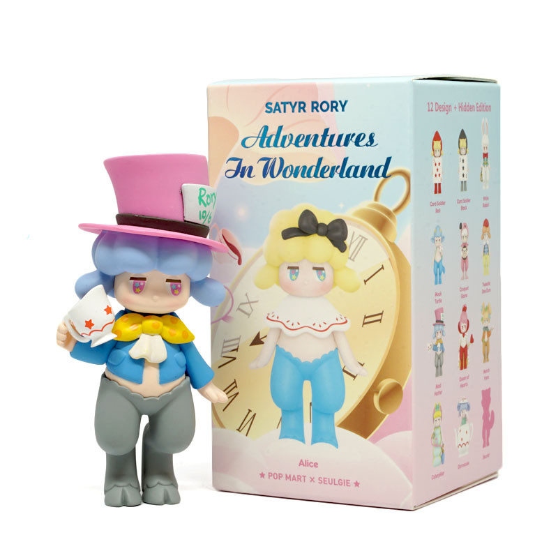 Satyr Rory Adventures in Wonderland Mini Series by Seulgie Blind Box