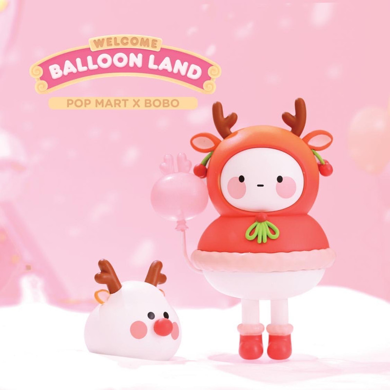 Bobo and Coco Balloon Land Mini Series Blind Box