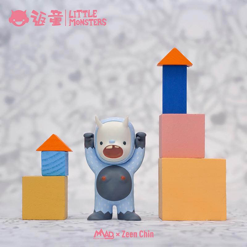 Little Monsters Mini Series Blind Box by Zeen Chin