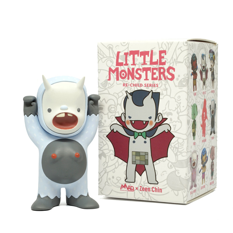 Little Monsters Mini Series Blind Box by Zeen Chin