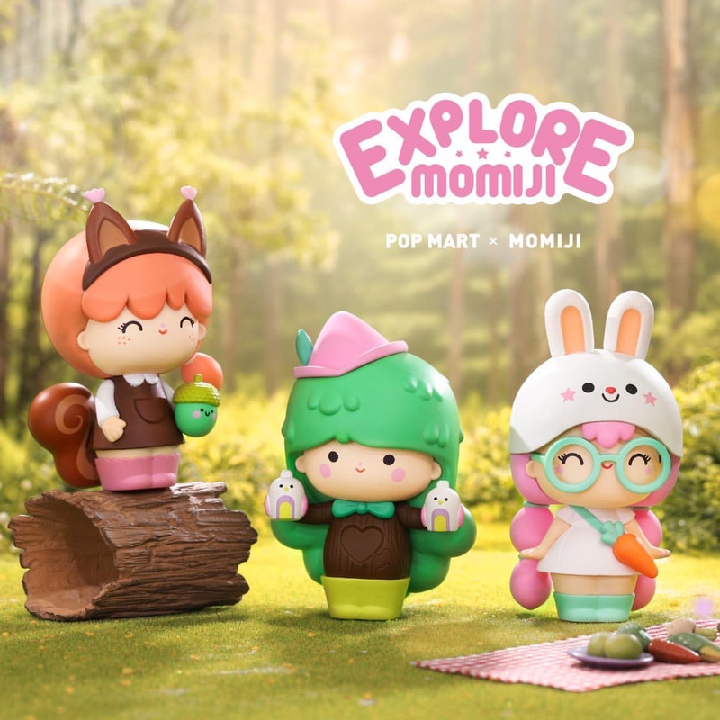 Explore Momiji Mini Series Blind Box PRE-ORDER SHIPS AUG 2020