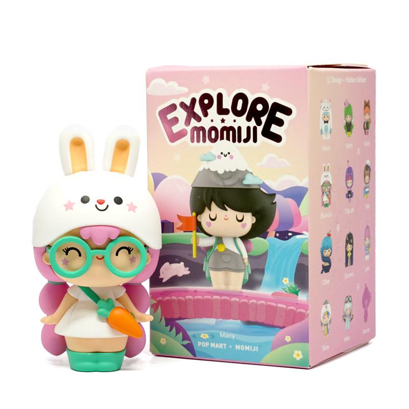Explore Momiji Mini Series Blind Box