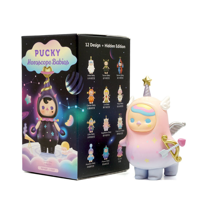 Pucky Horoscope Babies Mini Series : Blind Box