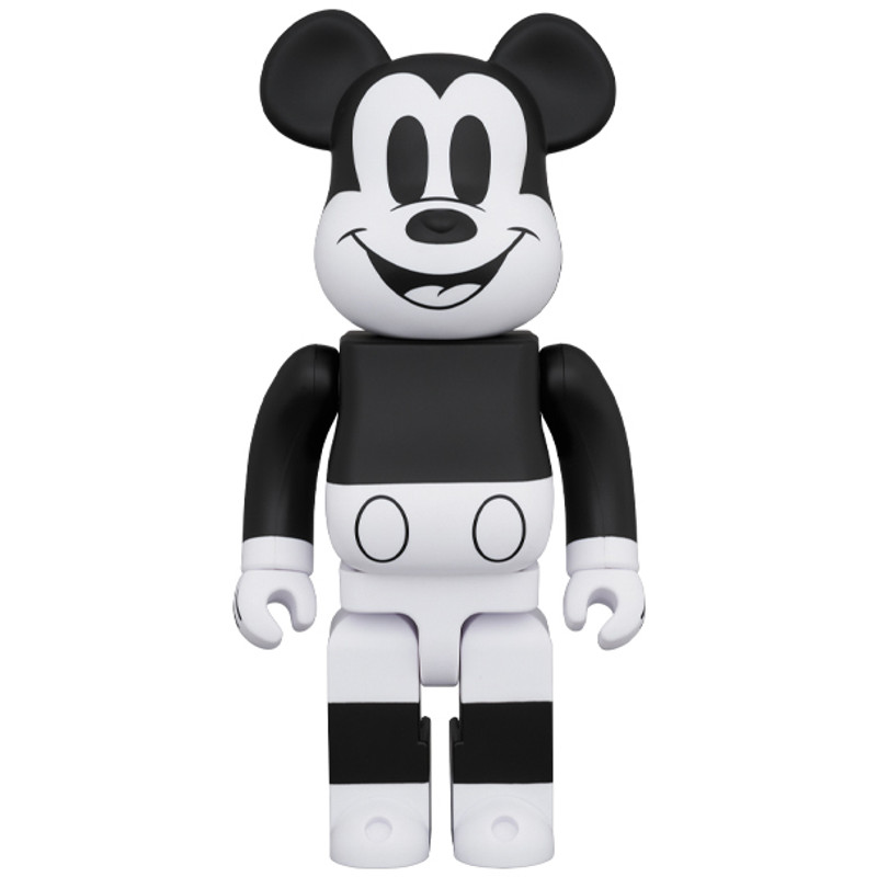 Be@rbrick 1000% Mickey Mouse B&W 2020 PRE-ORDER SHIPS AUG 2020