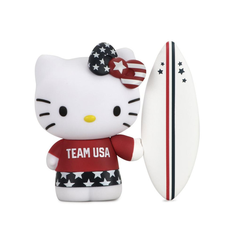 Hello Kitty Team USA Mini Figures Blind Box