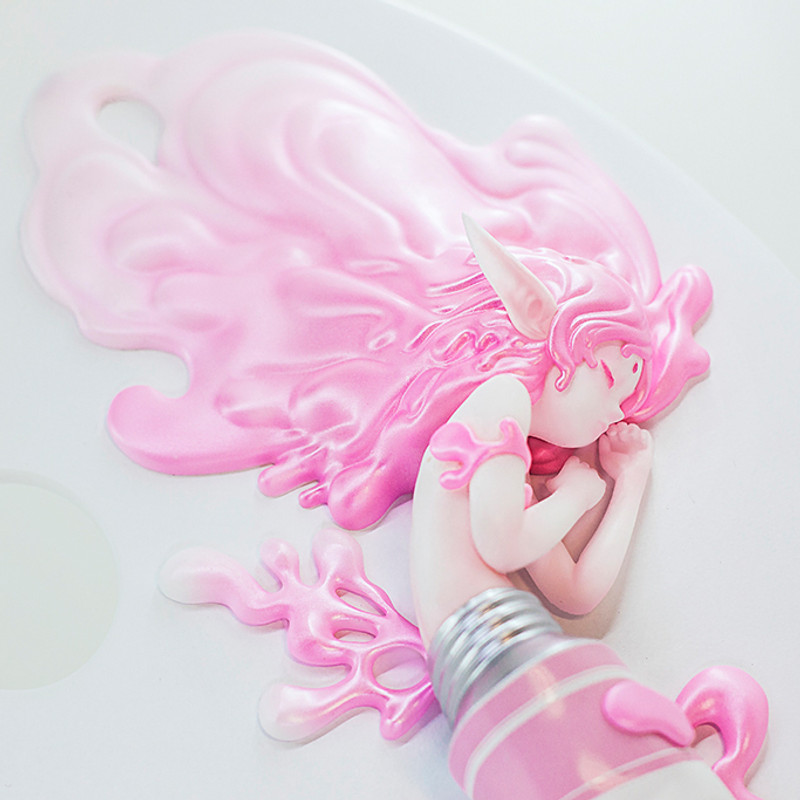 The Sleeping Beauty of Color Pink  PRE-ORDER SHIPS Q3 2020