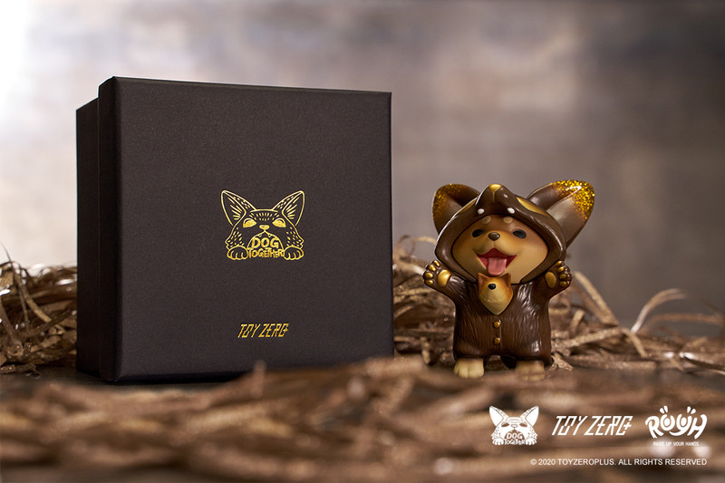Raise Up Your Hands (R.U.Y.H.) Baby Dou Dou Chocolate Version PRE-ORDER SHIPS JUN 2020