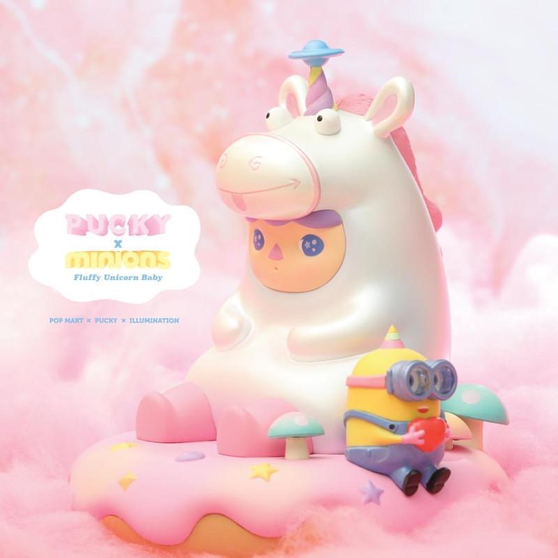 Fluffy Unicorn Baby by Pucky X Minions