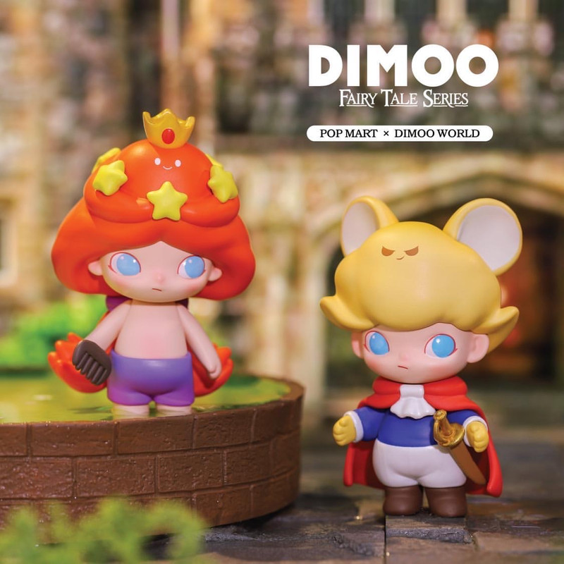Dimoo Fairy Tale Mini Series by Ayan Blind Box