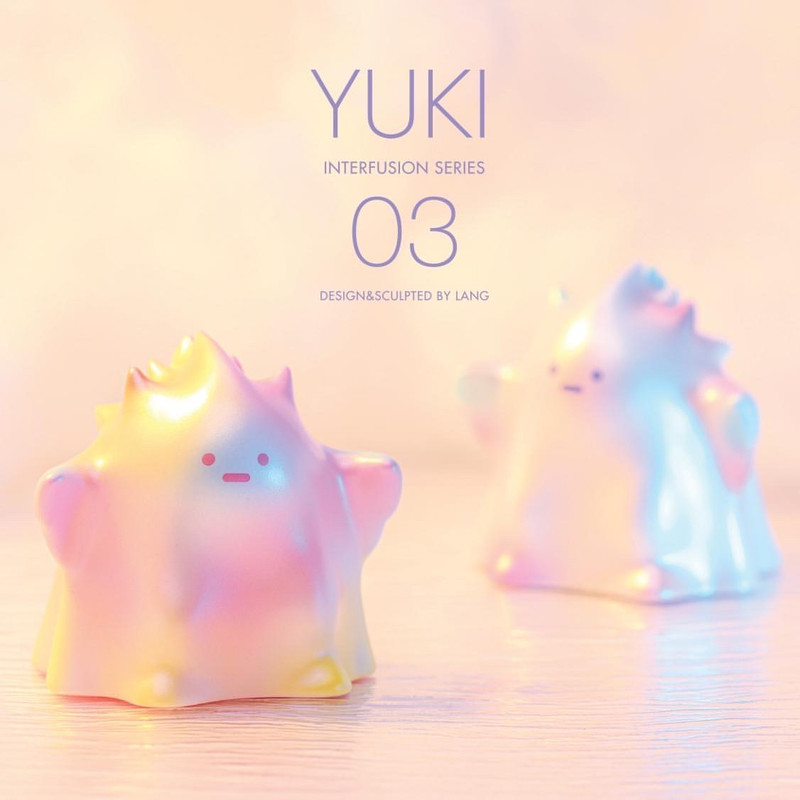 Yuki Interfusion Mini Series by Lang Blind Box