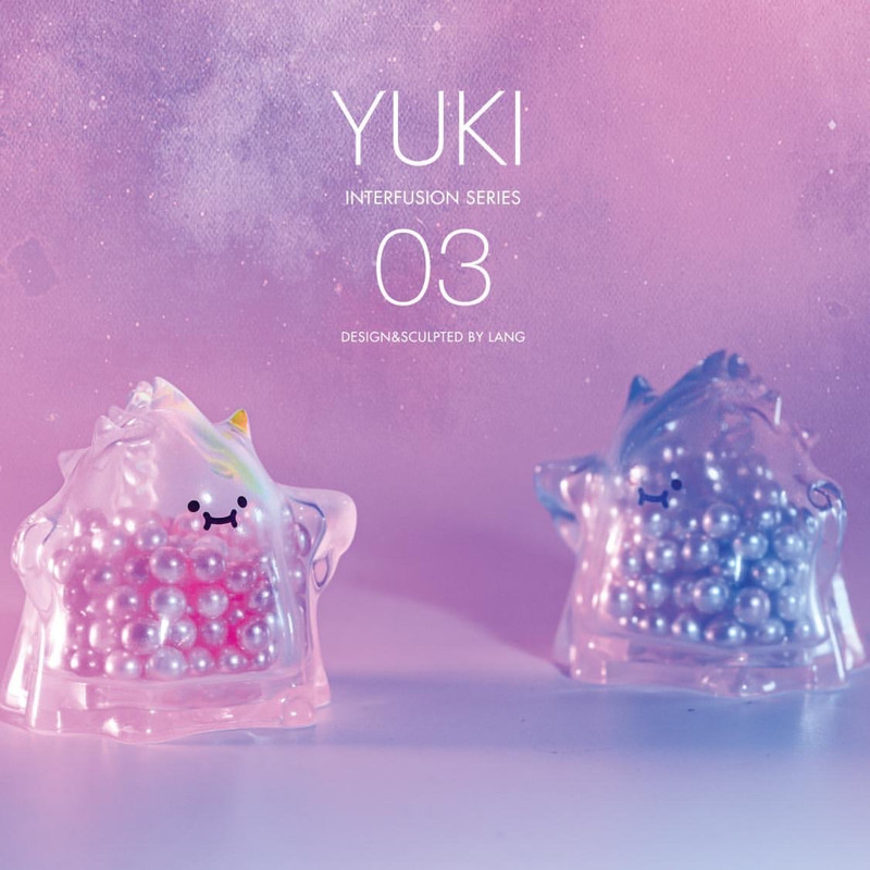 Yuki Interfusion Mini Series by Lang Blind Box