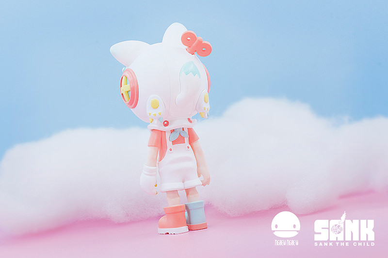 Little Sank Ngui by Sank Toys X Ngaew Ngaew PRE-ORDER SHIPS JUL 2020