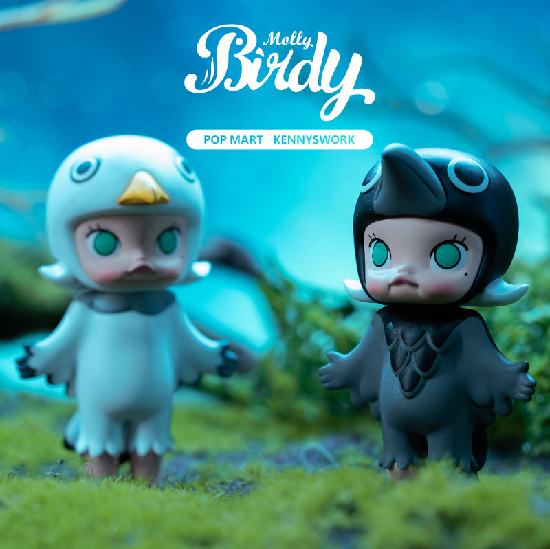 Molly Birdy Mini Series Blind Box by Kenny Wong