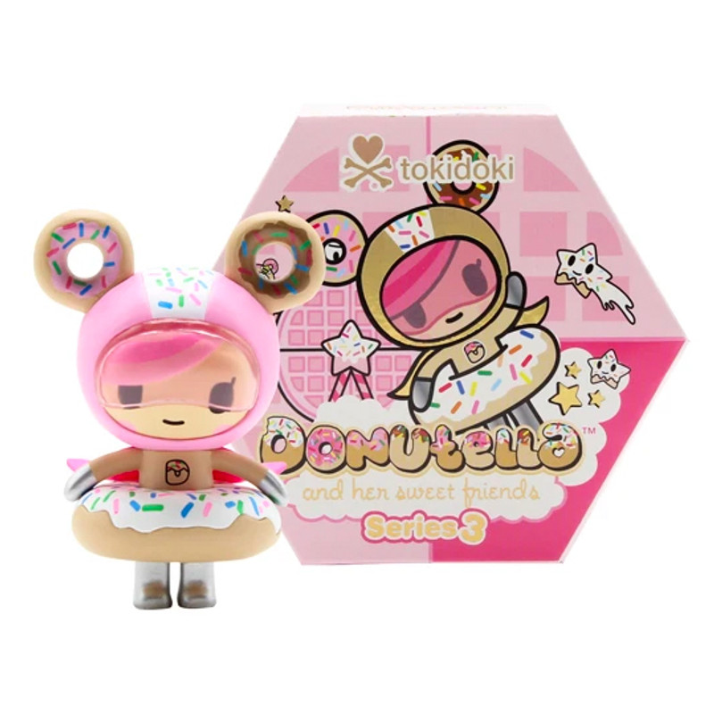 Donutella & Her Sweet Friends Vinyl Series 3 Blind Box