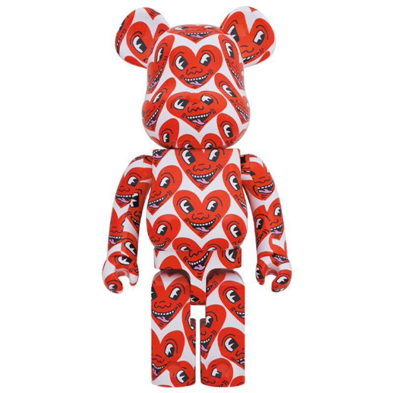 Be@rbrick 1000% Keith Haring #6 PRE-ORDER SHIPS DEC 2020