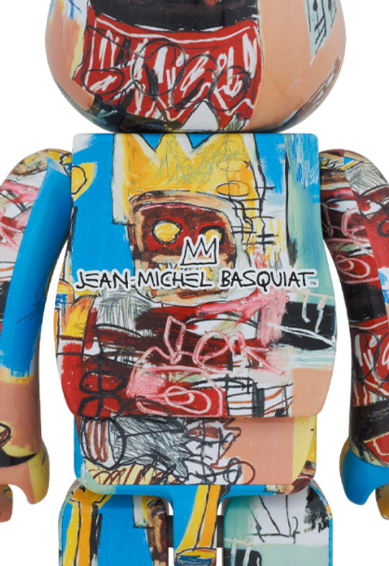 Be@rbrick 1000% Jean-Michel Basquiat #6 PRE-ORDER SHIPS DEC 2020