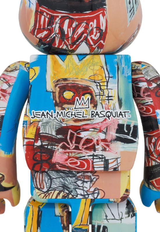 Be@rbrick 1000% Jean-Michel Basquiat #6 PRE-ORDER SHIPS DEC 2020