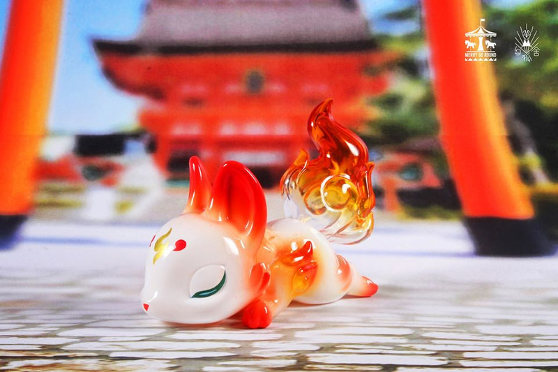 Little Sleeping Fox by Genkosha PRE-ORDER SHIPS JUN 2020