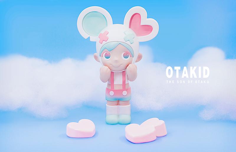 OTAKID DD Mouse by Sank Toys