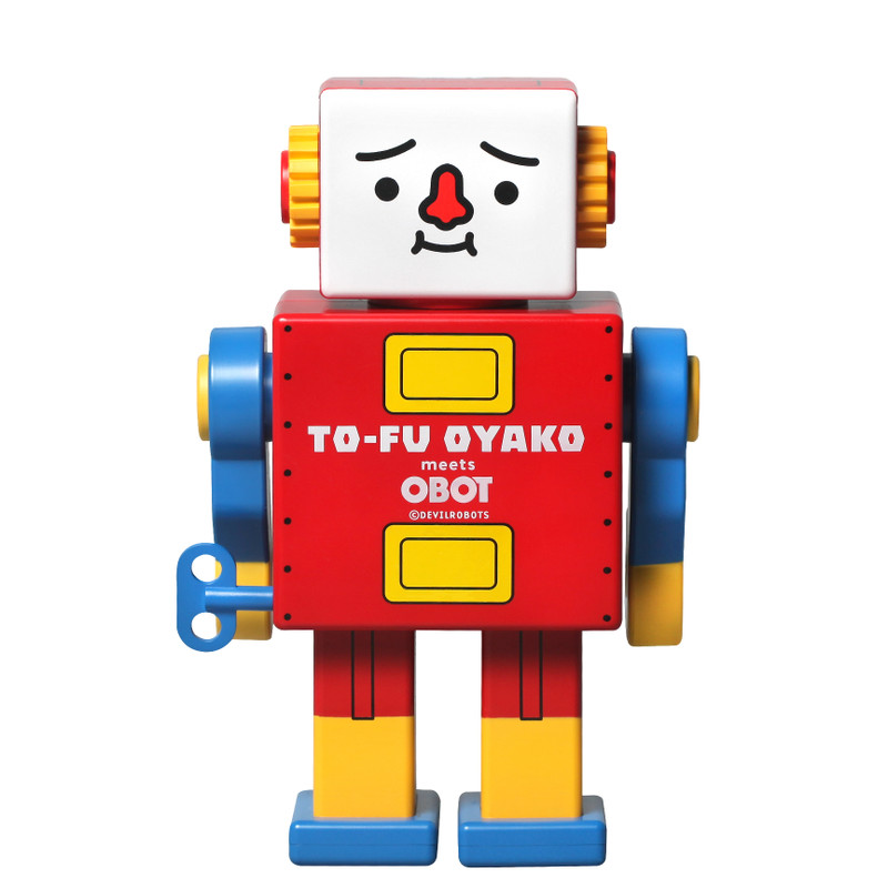 To-Fu Oyako Meets Obot by Devilrobots PRE-ORDER SHIPS Q3 2020