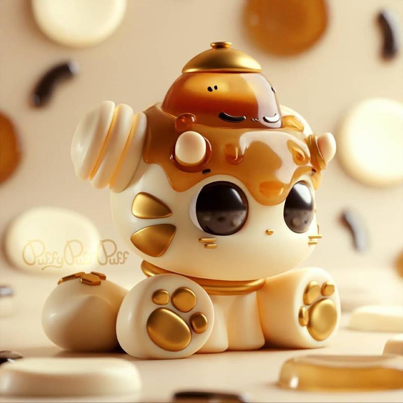 Haki + Bobi Mini Series Blind Box by PuffyPuffPuff PRE-ORDER SHIPS MAR 2021