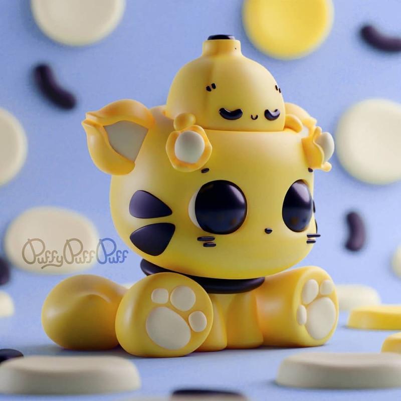 Haki + Bobi Mini Series Blind Box by PuffyPuffPuff