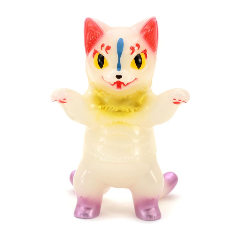 Negora White Fox by Konatsu