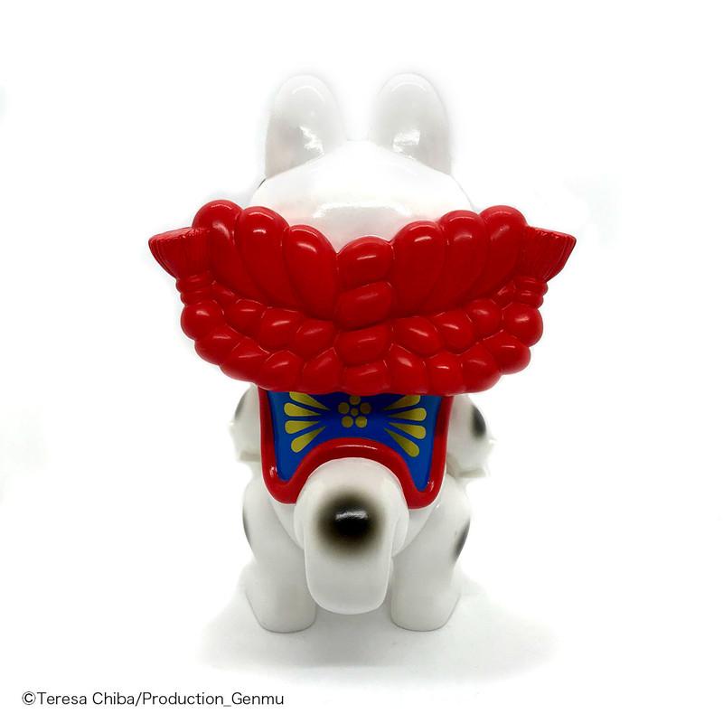 Inu-Harigon Kotobuki White by Teresa Chiba