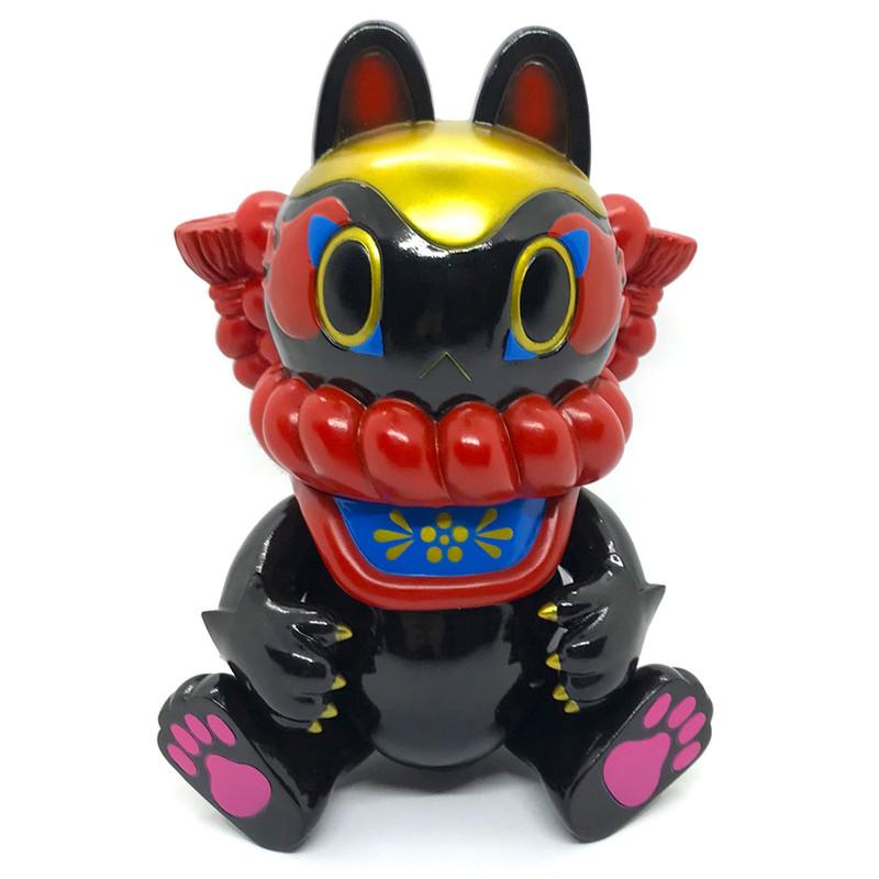 Inu-Harigon Kotobuki Black by Teresa Chiba