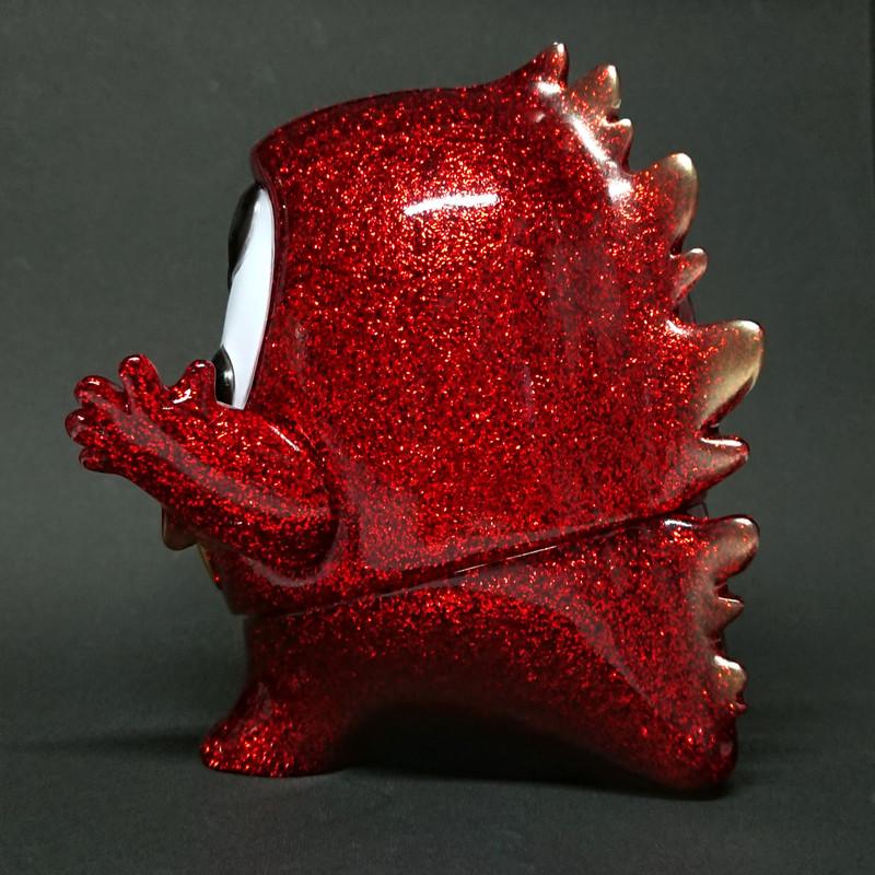 Dharmasanda Glitter Red by Uky Daydreamer