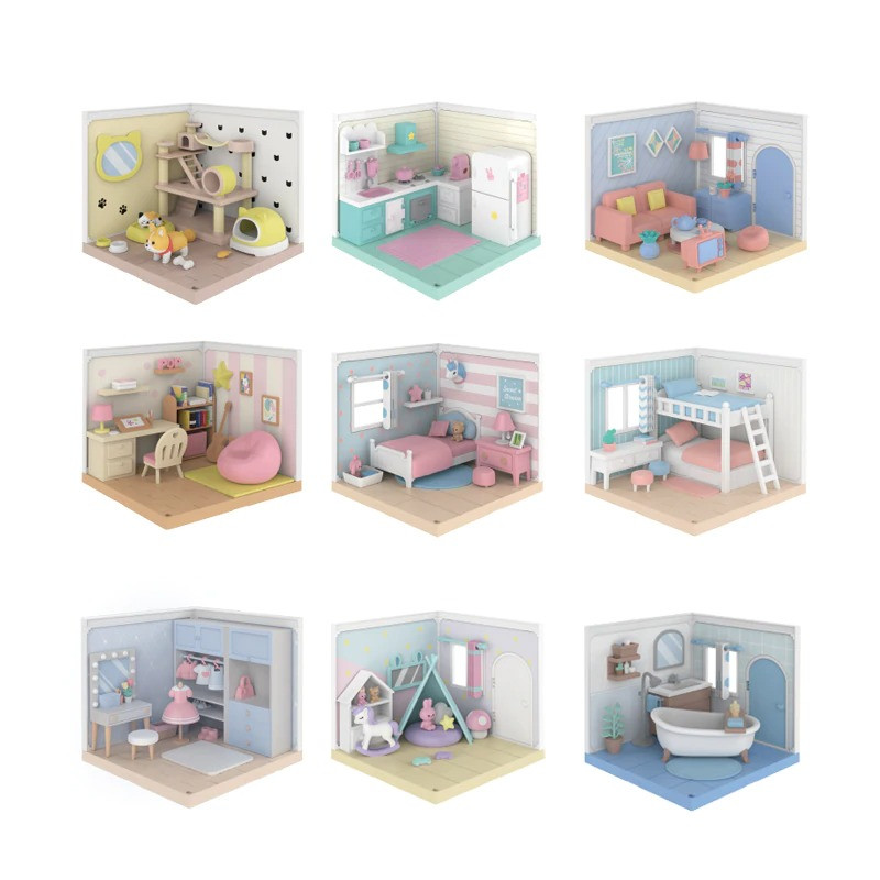 Sweet House Playsets