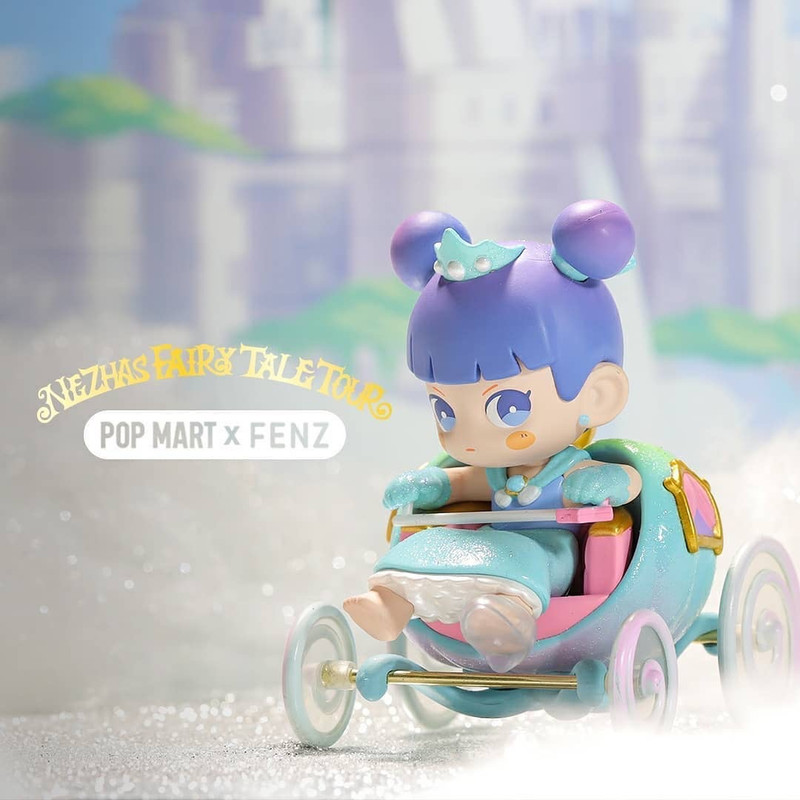 Nezhas Fairy Tale Tour Mini Series Blind Box by Fenz