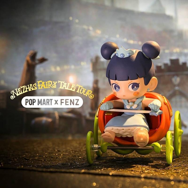 Nezhas Fairy Tale Tour Mini Series Blind Box by Fenz