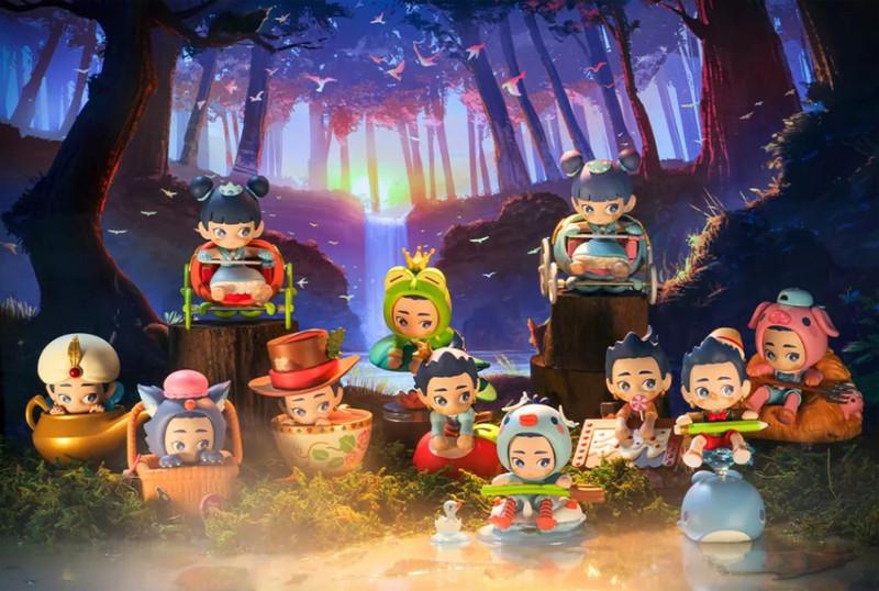 Nezhas Fairy Tale Tour Mini Series Blind Box by Fenz PRE-ORDER SHIP JUL 2020
