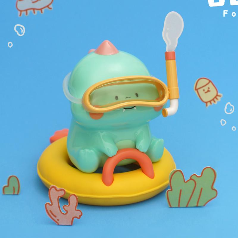 Foodie Dinosaur Summer XL PRE-ORDER SHIPS JUL 2020