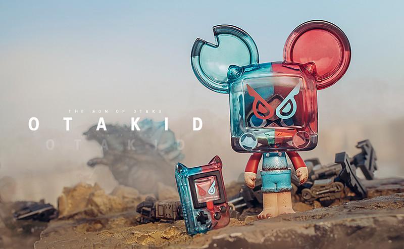 OTAKID Gamer by Sank Toys