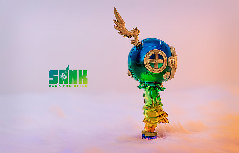 Little Sank Spectrum Sprite by Sank Toys PRE-ORDER SHIPS JUN 2020