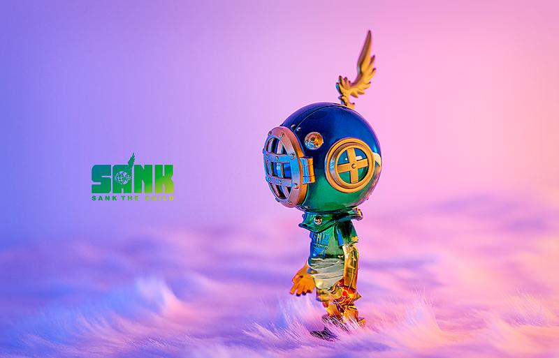 Little Sank Spectrum Sprite by Sank Toys PRE-ORDER SHIPS JUN 2020